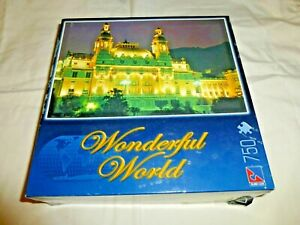 Monte Carlo Casino Jigsaw Puzzle 750 Pieces by Sure-Lox Wonderful World 2006