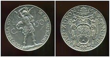 ITALIE  ITALY  vatican  50 centesimi  1933/ 1934