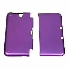 F7 Aluminium Bag Case Cover Protective Case for Nintendo 3ds XL LL Purple F6
