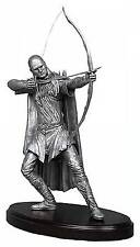 Lord of the Rings LEGOLAS Orlando Bloom FINE Pewture Metal Statue 61cm Neca Rare