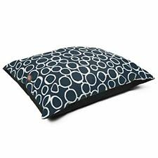 Majestic Pet Fusion Navy BlueMedium Super Value Dog Bed 35 in. x 28 in