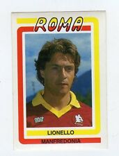 figurina CALCIO FLASH 1988 NUMERO 223 ROMA MANFREDONIA