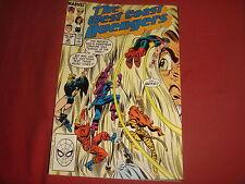 AVENGERS WEST COAST #32  Marvel Comics VF 1988