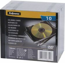 Fellowes pochette vide pour Cd/dvd Jewel Case