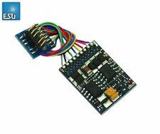 ESU 54616 LokPilot V4.0 Decoder MM/DCC/SX PluX12-Stecker mit Kabelbaum NEU + OVP