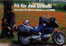 Prospetto MOTO BMW 80er anni Fit per la vacanza r80rt r100rs r80gs r100rt