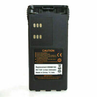 lithium cell Battery for MOTOTRBO HT1550XLS GP330 GP540 GP580 Portable Radio
