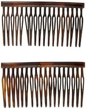 Caravan Your Hair Will Stay In Place With These Wire Twist Combs Pair