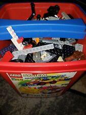 Mixed Lot Bulk 6lbs+ Lego & Mega Bloks Block Loose Pieces 1796 Bucket