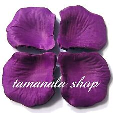 200Rose Silk Flower Petals Optional-Color Beach Wedding Party Chuch Decor Leaves