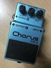Boss CE-3 Chorus (Japan) Green label