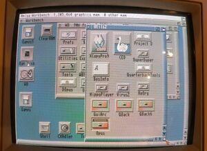 Amiga 4GB CF-Karte, ClassicWB Lite, voll eingerichtet, AGA, WHDLoad u.v.m. A1200