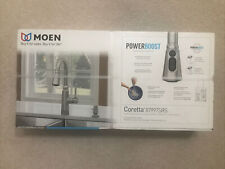 Moen 87997SRS Coretta Pull-Down Kitchen Faucet with Power Boost