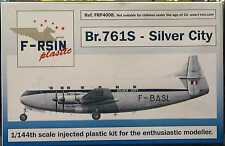 F-RSIN Models 1/144 BREGUET Br.761S Silver City Airways