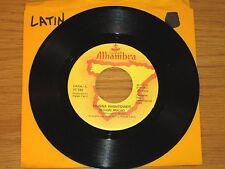 """LATIN 45 RPM - DONNA HIGHTOWER - ALHAMBRA 798 - """"BESAME MUCHO"""" + """"GRENADA"""""""