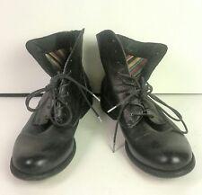 Felmini womens black ankle boots 8.5 us 39 eu m