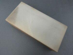 Natural hard arkansas translucent sharpening water razor hone stone