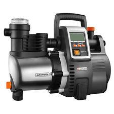 GARDENA Hauswasserautomat 6000/6E Großes LC-Info-Display mit Funktionsanzeige, S