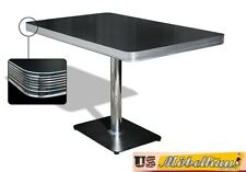 TO-22w American Dinertisch Esstisch Diner Tisch Gastronomie Möbel Fifties Style