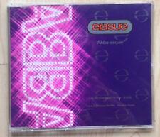 Maxi CD - Erasure - ABBA Esque