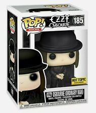 Funko Pop Rocks Ozzy Osbourne Ordinary Man Hot Topic Exclusive Confirmed Order