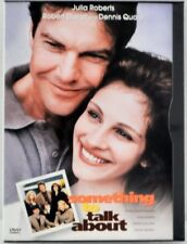 Something to Talk About (DVD, 1999) RARE ROMANTIC COMEDY MINT DISC
