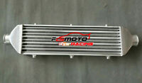 520x160x50mm Universal Aluminum Turbo Intercooler 67mm 2.6'' in/outlet Delta Fin