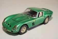 V 1:24 FUJIMI OR ITALERI KIT FERRARI 250 GTO 250GTO GREEN EXCELLENT CONDITION