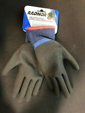 Radnor Insulated Double Dipped Latex Coated Gloves   64056521   Small