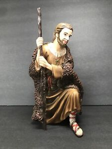 Kirkland Signature Nativity 979597 Replacement Piece Joseph Figure ONLY
