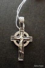 cristiano plata de ley 282m Colgante De Cruz  7