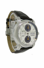 Roberto Cavalli R7241672015 Men's Automatic 7750 Day Chronograph Alligator Watch