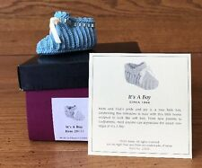 Raine Drops Just the Right Shoe For Kids It's A Boy Coa Box 25133
