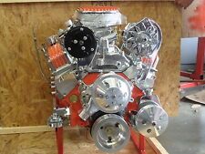 CHEVY 350 HI- PER ROLLER TURN KEY ENGINE 350 + HP LOADED  BY CRICKET CR-EHRO 48
