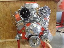 CHEVY 350 HI- PER ROLLER TURN KEY ENGINE 350 + HP LOADED  BY CRICKET CR-EHRO 48