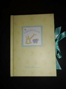 NEW Carter's John Lennon Real Love Baby Photo Book Album