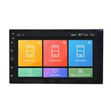 1 Din Car Radio 7 Inch Hd Car Mp5 Multimedia Player Android 8.1 Car Radio Gps Na