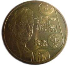 A410) Medaille KONING WILLEM I UITBREIDING VAN VERKEER VOLKEN LANDEN Niederlande