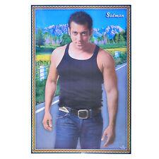 Poster Salman Khan Muskelshirt 75 x 50 cm Bollywood Star Schauspieler Hochglanz