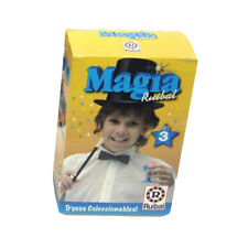 Set de Magia Ruibal # 3 Magic Set # 3 Rules in Spanish Trucos Espanol Kids