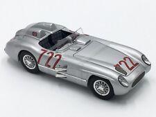 MERCEDES-BENZ 300 SLR MILLE MIGLIA 1955 1:18 MAISTO ETAT NEUF BOITE D'ORIGINE