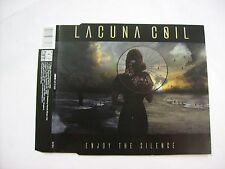 LACUNA COIL - ENJOY THE SILENCE - CD SINGLE EXCELLENT CONDITION 2006