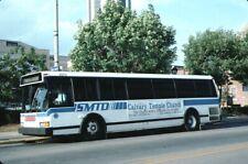 Springfield Mtd Flxible bus Kodachrome original Kodak Slide