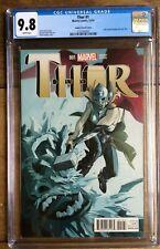 Thor #1 Variant Edition CGC 9.8 2137052012
