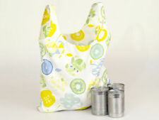 Fabric Tote Yellow Bags & Handbags for Women