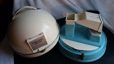 VINTAGE PEERLESS SALON HAIRDRYER-RETRO BLUE-MODEL HD-200-JAY-KAY METAL-WORKS