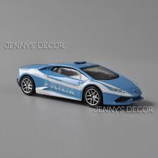 Mondo Motors 1:43 Scale Diecast Car Model Toys Lamborghini Huracan Police Patrol