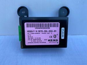 Honda Accord MK7 Bluetooth Module Handsfree Kit ECU Unit 39770-SEA-E010-M1