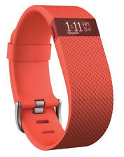 Charge HR Small orange Fitness-armband Fitbit