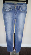 Blue rags skinny jeans size 24